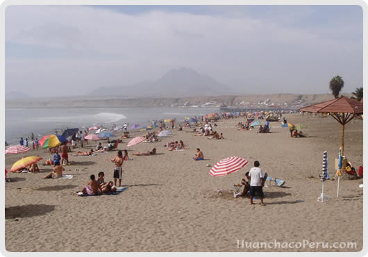 Playa de Trujillo